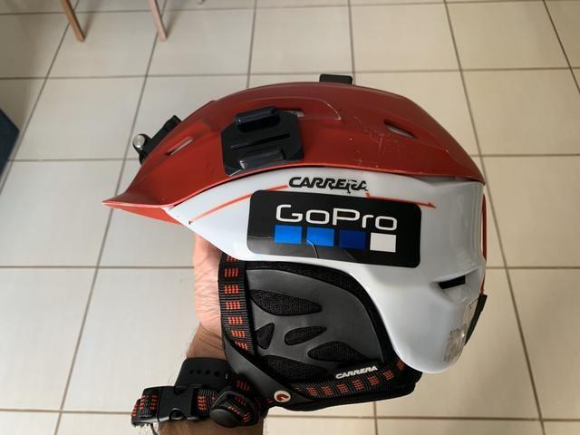 Capacete snowboard Carrera - Foto 3