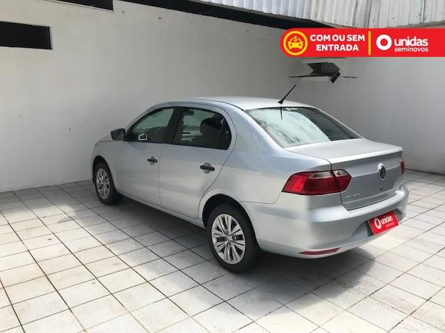 Volkswagen Voyage 1.6 msi totalflex 4p manual - Foto 4