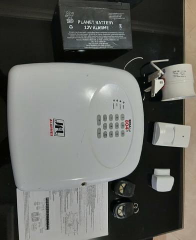 Vendo alarme Brisa cell 804 - Foto 2