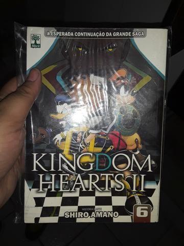 Kingdom hearts 2 volume 6