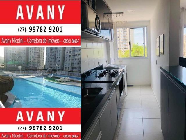 Apartamento 2 qtos com suite, Villaggio laranjeiras - Foto 7