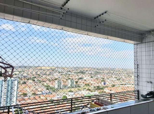 Apartamento com 3/4 e 117m² - Jardins de Lagoa Nova - Foto 4