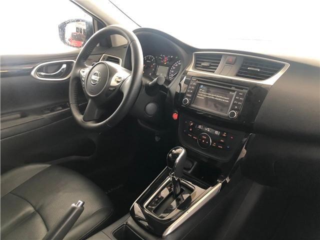 Nissan Sentra 2.0 sv 16v flex 4p automático - Foto 12
