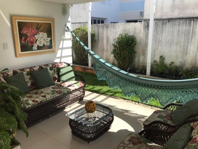 Casa 5 Suítes Itapuã Condomínio Golf 4 Rodas Alto Luxo - Foto 7
