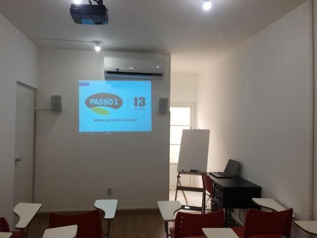 Sala em Araraquara-SP para cursos/treinamentos com projetor multimídia - Foto 2