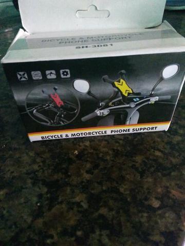 Suporte de celular para moto - Foto 2