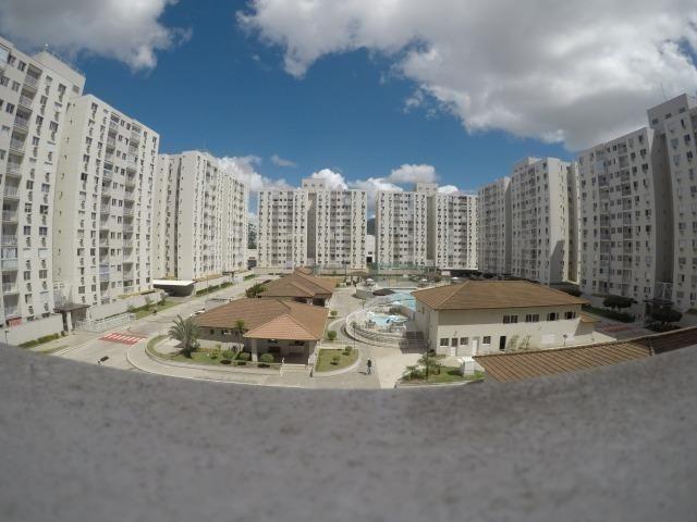 RCM - Villaggio Laranjeiras 2 quartos c/ suite com modulados - Foto 10
