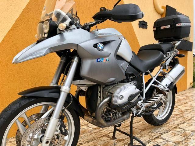 Seja notado! Poderosa BMW r1200 GS! - Foto 13