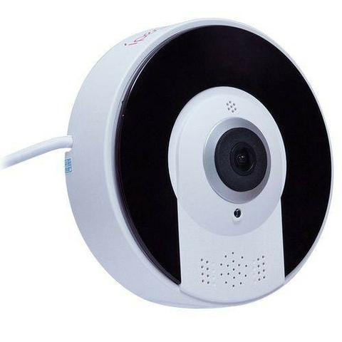 Câmera IP 360 Graus Wifi -Fazemos Entregas - Foto 2