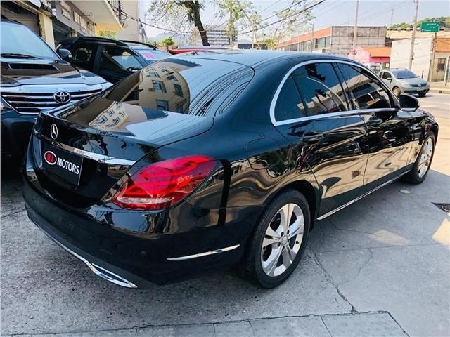 Mercedes-benz C 180 1.6 cgi avantgarde 16v turbo gasolina 4p automático - Foto 5