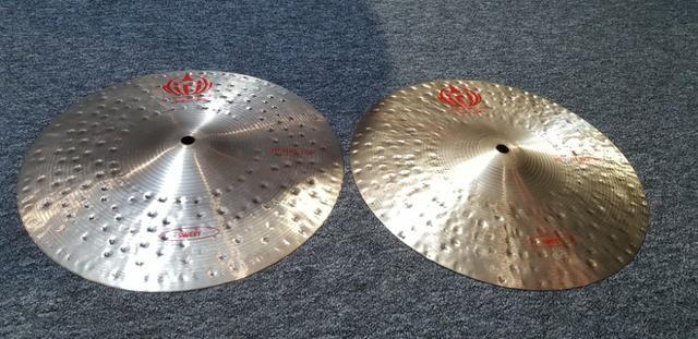Chimbal Diril Cymbals Sweet Serie 13 - Foto 4