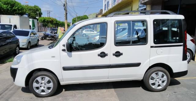 Fiat/Doblo Essence 7 Lugares 2017/2017 Completa - Foto 3