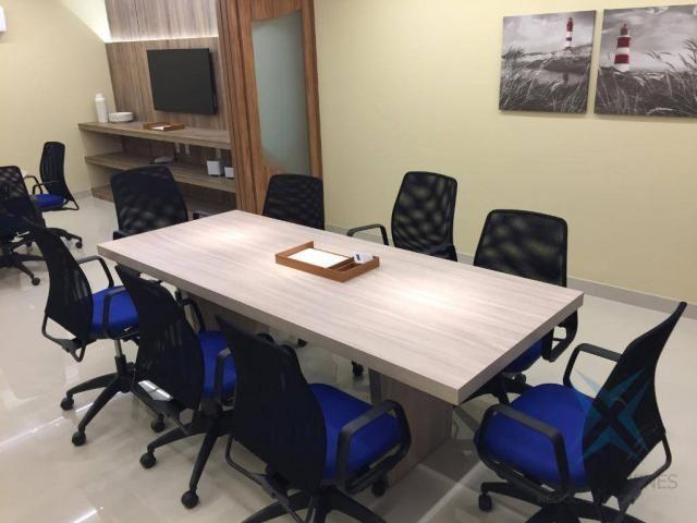 Sala à venda Uno Medical & Office, 38 m² por R$ 450.000 - Dionisio Torres - Fortaleza/CE - Foto 19
