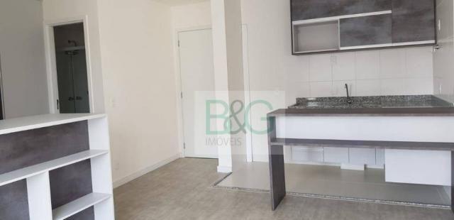 Studio com 1 dormitório para alugar, 34 m² por r$ 2.101,00/mês - ipiranga - são paulo/sp - Foto 14