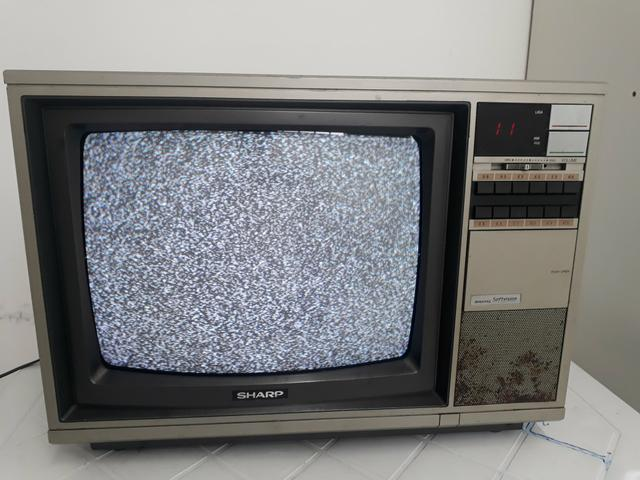 TV antiga - Foto 2