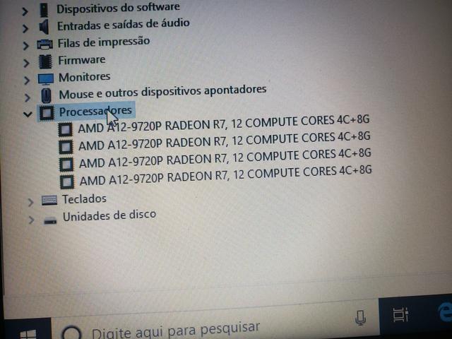 Notbook Acer Amd com placa dedicada - Foto 5