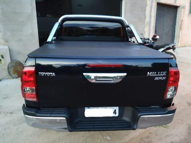 Hilux aut SRX 2.8 diesel 2018 - Foto 9