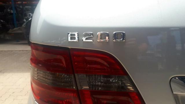 Sucata Mercedes-benz B-200 2008 2.0 Gasolina - Foto 7