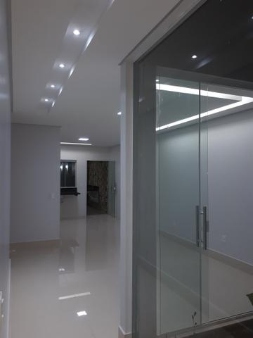 Vicente Pires casa pé direito duplo 3 quartos rua 12 f.9  * - Foto 4