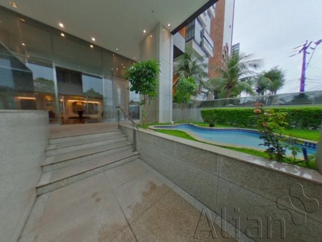 Apartamento 4 suítes Beira mar, vista Mucuripe - Foto 3