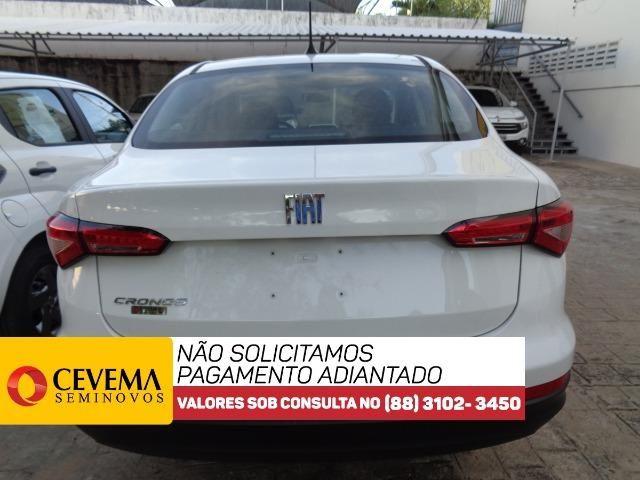 Fiat Cronos Drive Branco 1.3 0km - - Foto 3