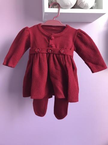 f8864d3ed0 Saída maternidade em linho - Artigos infantis - Asa Sul