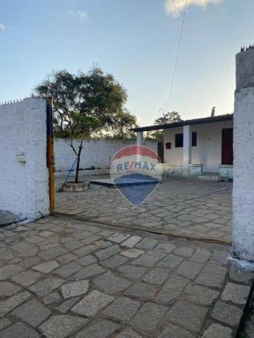 Casa com 3 dormitórios à venda, 76 m² por R$ 150.000,00 - Jacumã - Conde/PB - Foto 2