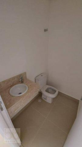 Apartamento com 3 dormitórios à venda, 129 m² por R$ 800.000,00 - Condomínio Edifício Paul - Foto 3