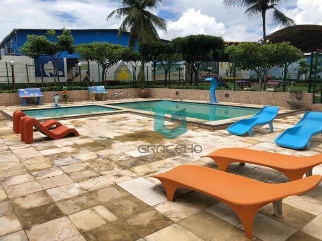 Apartamento com 3 dormitórios à venda, 60 m² por R$ 230.000 - Parangaba - Fortaleza/CE - Foto 8
