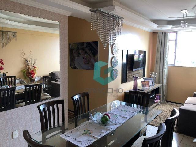 Apartamento com 3 dormitórios à venda, 60 m² por R$ 230.000 - Parangaba - Fortaleza/CE - Foto 19