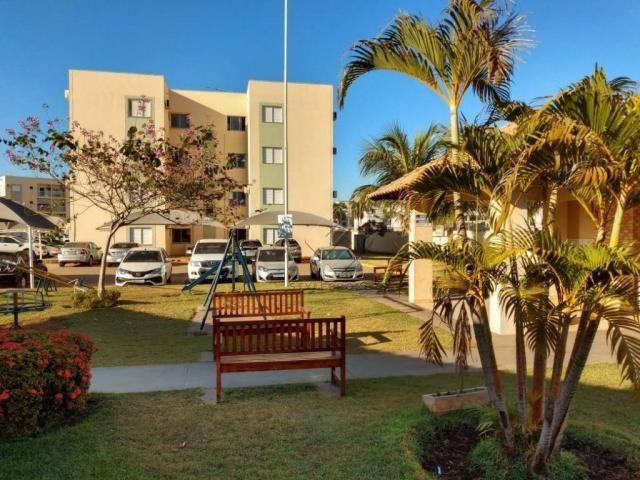 Apartamento com 2 dormitórios à venda no condomínio Portal do Rio, 64 m² por R$ 180.000 -  - Foto 4