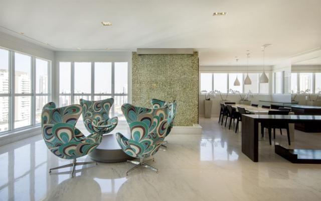 Apartamento à venda com 4 dormitórios em Tatuapé, São paulo cod:AP0835_PRST