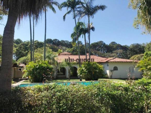 Chácara com 3 dormitórios para alugar, 5000 m² por R$ 7.000,00/mês - Condomínio Vila Suévi