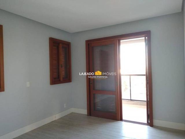 Apartamento para alugar, 182 m² por R$ 3.185,00/mês - Centro - Lajeado/RS - Foto 7