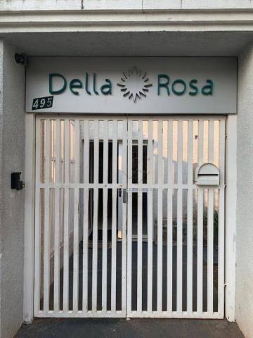 Apartamento Flat no Della Rosa 1 com 1 dormitório à venda, 47 m² por R$ 190.000 - Ribeirão - Foto 4