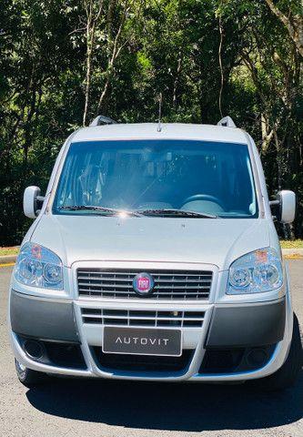 (Vendido) FIAT Doblo essence 2018 7 lugares  - Foto 17