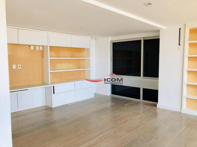 Apartamento com 3 dormitórios para alugar, 330 m² por R$ 50.000,00/mês - Ipanema - Rio de  - Foto 11