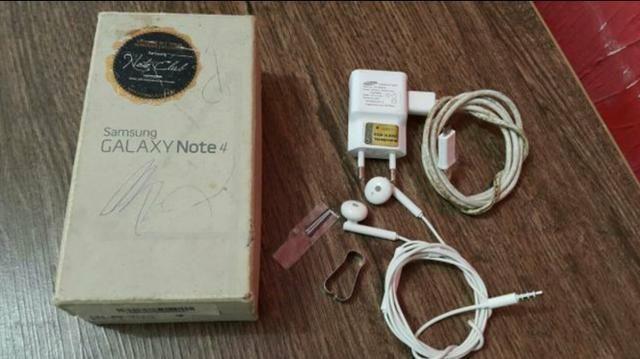 Samsung Galaxy Note 4 - Foto 3