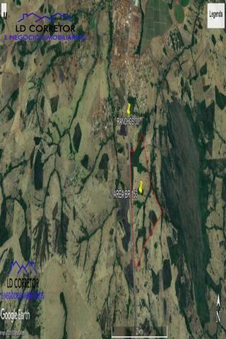 Área par Locação na BR-153 - Foto 2