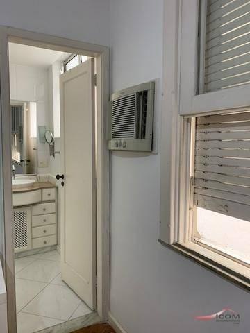 Apartamento com 3 dormitórios para alugar, 140 m² por R$ 6.300/mês - Ipanema - Rio de Jane - Foto 17
