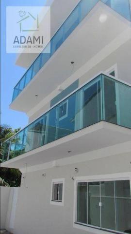 Apartamento residencial à venda, Bela Vista, Rio das Ostras. - Foto 5