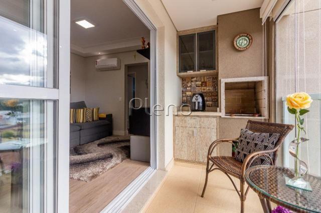 Apartamento à venda com 2 dormitórios em Taquaral, Campinas cod:AP020414 - Foto 4