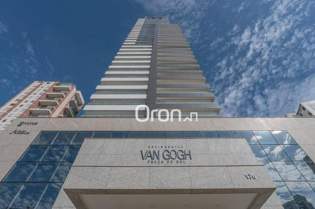 Apartamento com 5 dormitórios à venda, 382 m² por R$ 3.019.000,00 - Setor Oeste - Goiânia/ - Foto 2