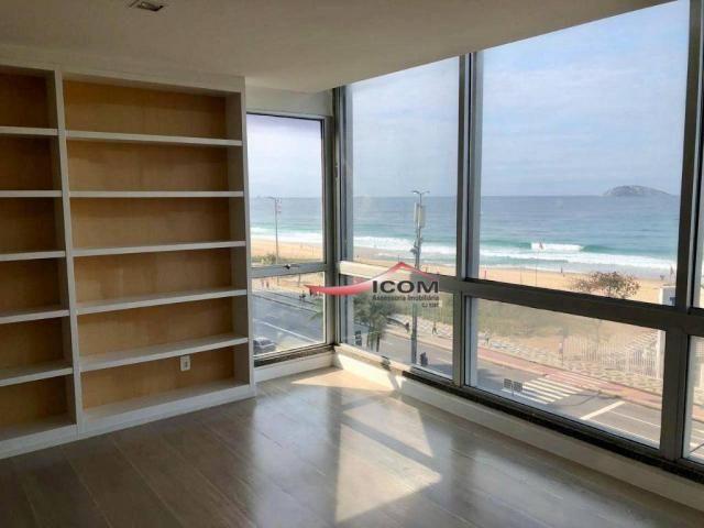 Apartamento com 3 dormitórios para alugar, 330 m² por R$ 50.000,00/mês - Ipanema - Rio de  - Foto 7