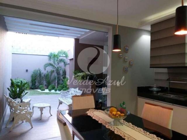 Casa à venda com 3 dormitórios em Swiss park, Campinas cod:CA005201 - Foto 8