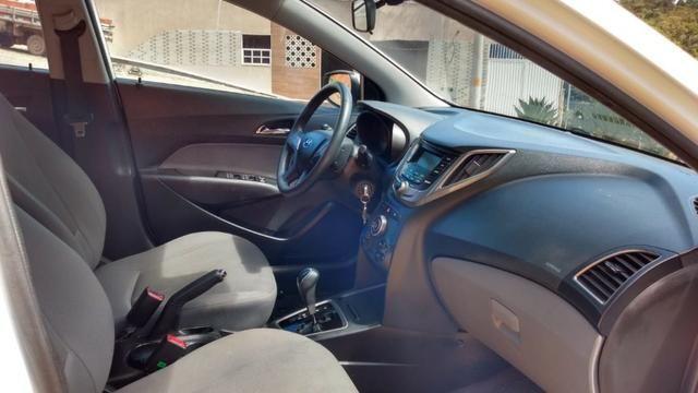Hyundai HB20s 1.6 Premium Aut Branco Completo - Foto 12