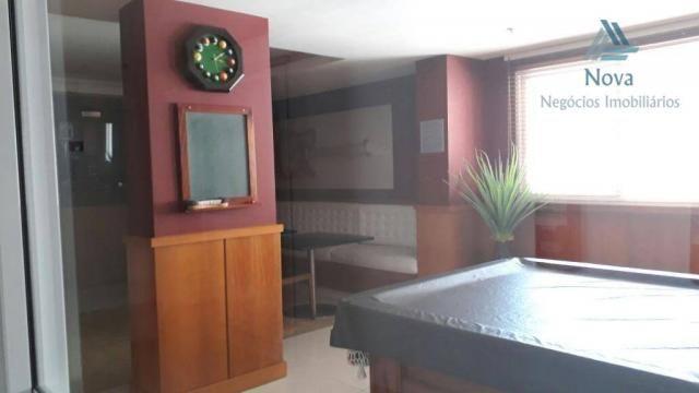 Apartamento com 4 dormitórios para alugar, 118 m² por R$ 3.500,00/mês - Icaraí - Niterói/R - Foto 16