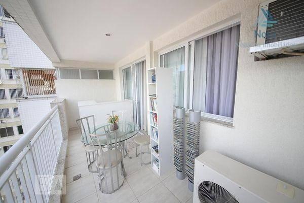 Apartamento com 2 dormitórios para alugar, 84 m² por R$ 3.800/mês - Icaraí - Niterói/RJ