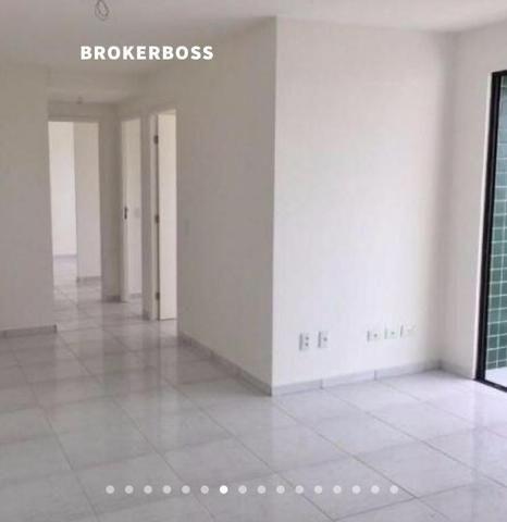 Edifício no Janga com 3 quartos, 1 suíte e lazer completo - Foto 4