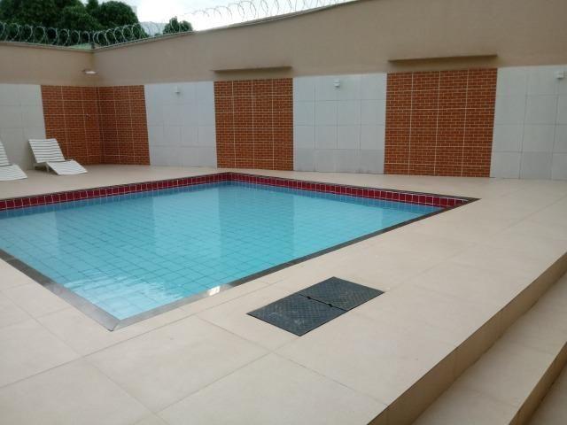 Lindo apto 3 quartos com suite, armários, Setor Aeroporto, Goiânia,Go - Foto 2